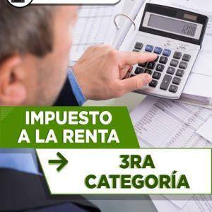 Impuesto a la Renta 3ra Categoría