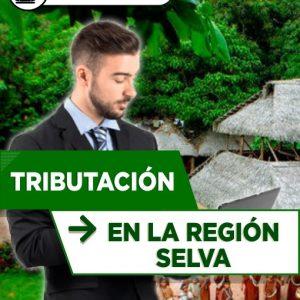 Tributación en la región selva