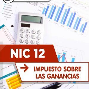 NIC 12 Impuesto Sobre las Ganancias