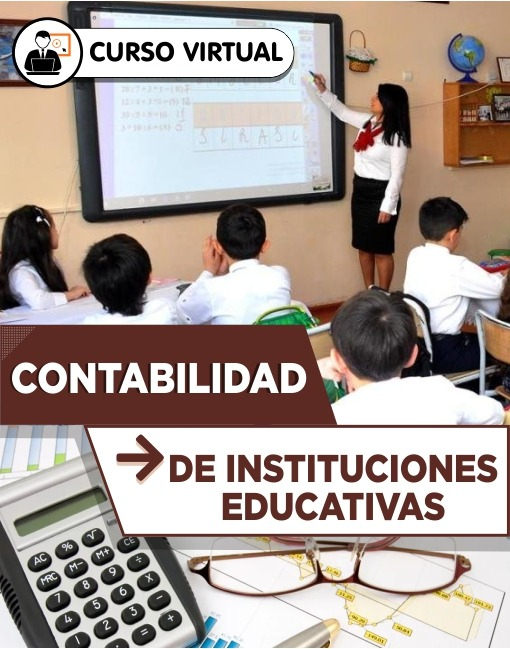 Contabilidad de Instituciones Educativas
