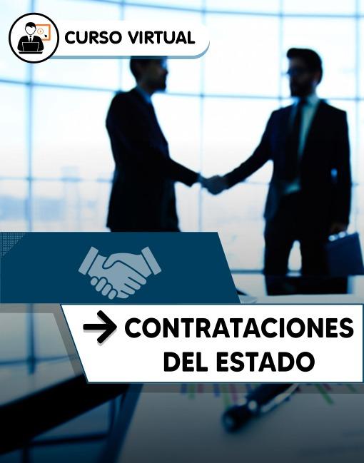Curso Virtual Contrataciones del Estado