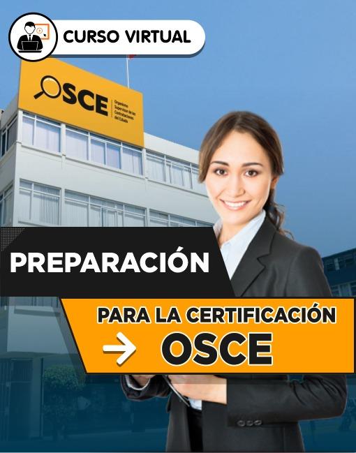 Preparación para la Certificación OSCE