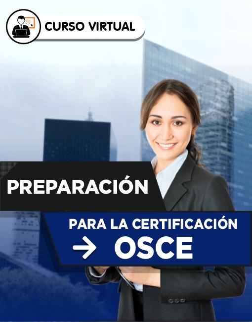 Curso Preparación para la Certificación OSCE